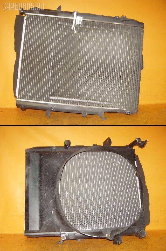 Радиатор ДВС MAZDA TITAN SY54T WL