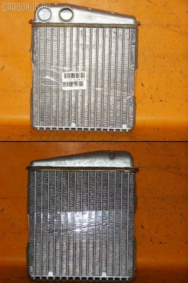 Радиатор печки NISSAN WINGROAD Y12 HR15DE. Фото 2