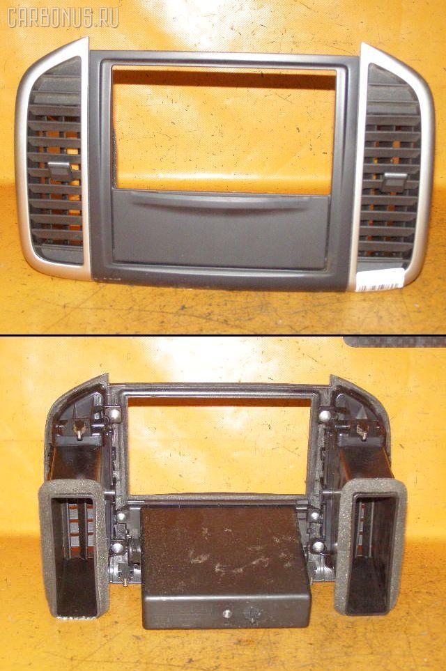 Консоль магнитофона NISSAN WINGROAD Y12 Фото 1
