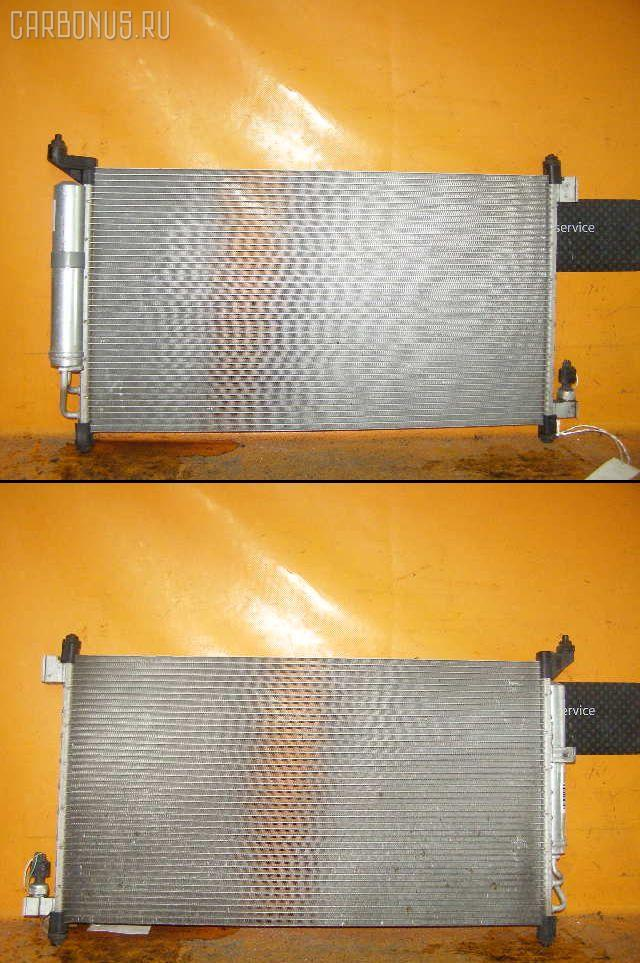 Радиатор кондиционера NISSAN TIIDA C11 HR15DE. Фото 8