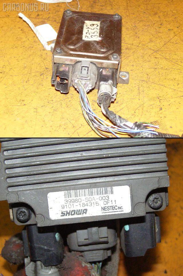 Блок управления электроусилителем руля HONDA ACCORD WAGON CF6 F23A. Фото 1
