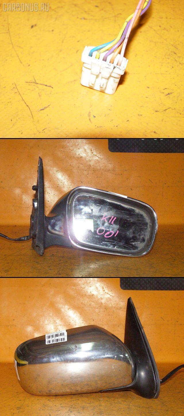 Зеркало двери боковой NISSAN MARCH K11 Фото 1