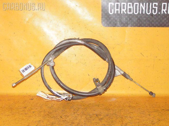 Тросик стояночного тормоза TOYOTA CORONA PREMIO AT210 4A-FE. Фото 5