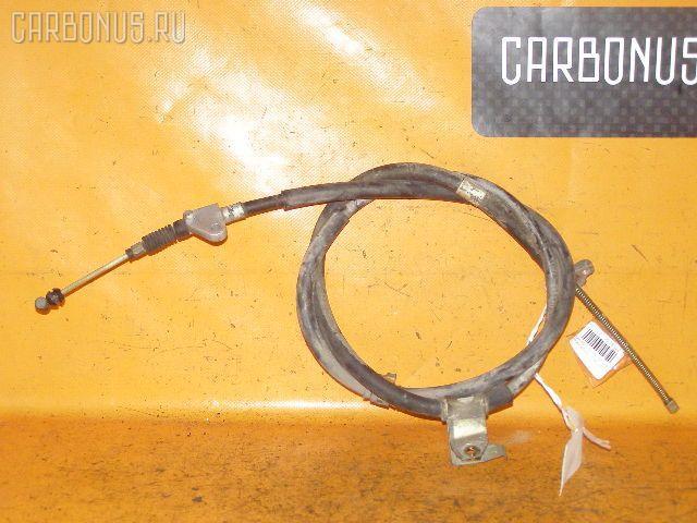 Тросик стояночного тормоза TOYOTA CORONA PREMIO AT211 7A-FE. Фото 6