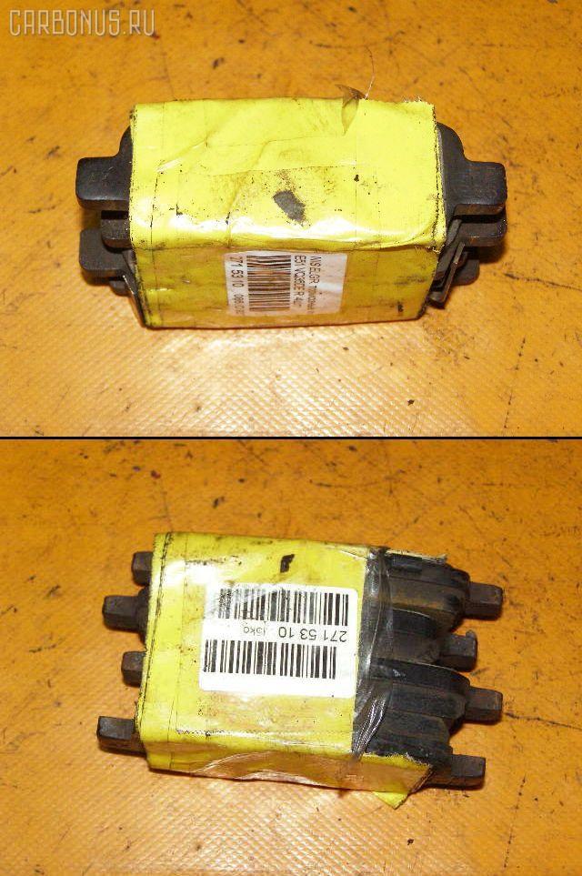 Тормозные колодки NISSAN X-TRAIL NT30 QR20DE. Фото 10