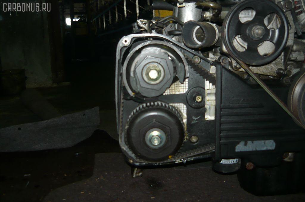 Двигатель SUBARU LEGACY GRAND WAGON BG9 EJ25. Фото 1