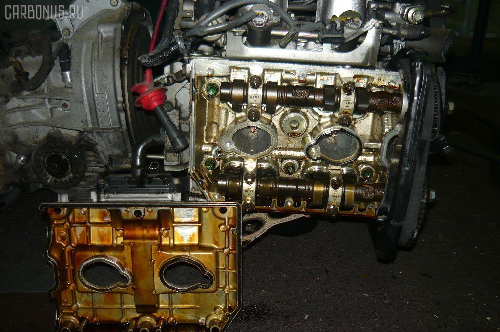 Двигатель SUBARU LEGACY GRAND WAGON BG9 EJ25. Фото 2