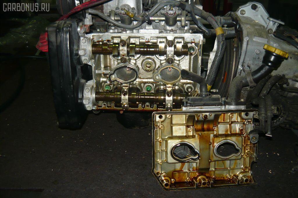Двигатель SUBARU LEGACY GRAND WAGON BG9 EJ25. Фото 3