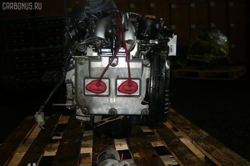 Двигатель SUBARU LEGACY GRAND WAGON BG9 EJ25. Фото 5