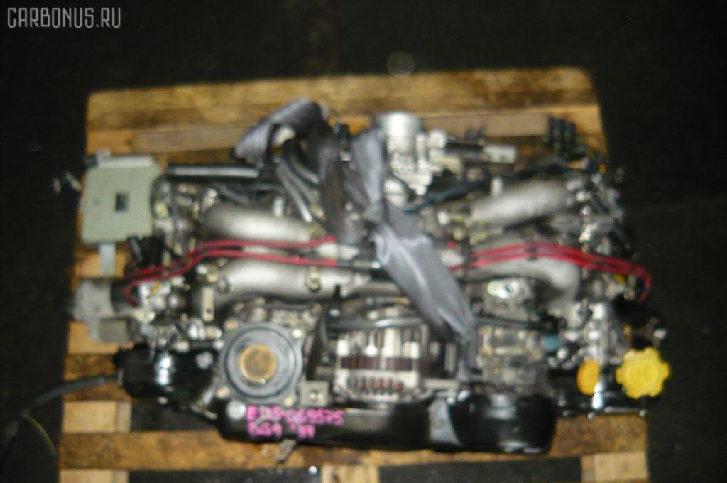 Двигатель SUBARU LEGACY GRAND WAGON BG9 EJ25. Фото 8