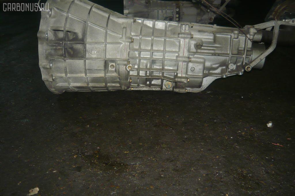 КПП механическая TOYOTA ALTEZZA SXE10 3S-GE. Фото 3