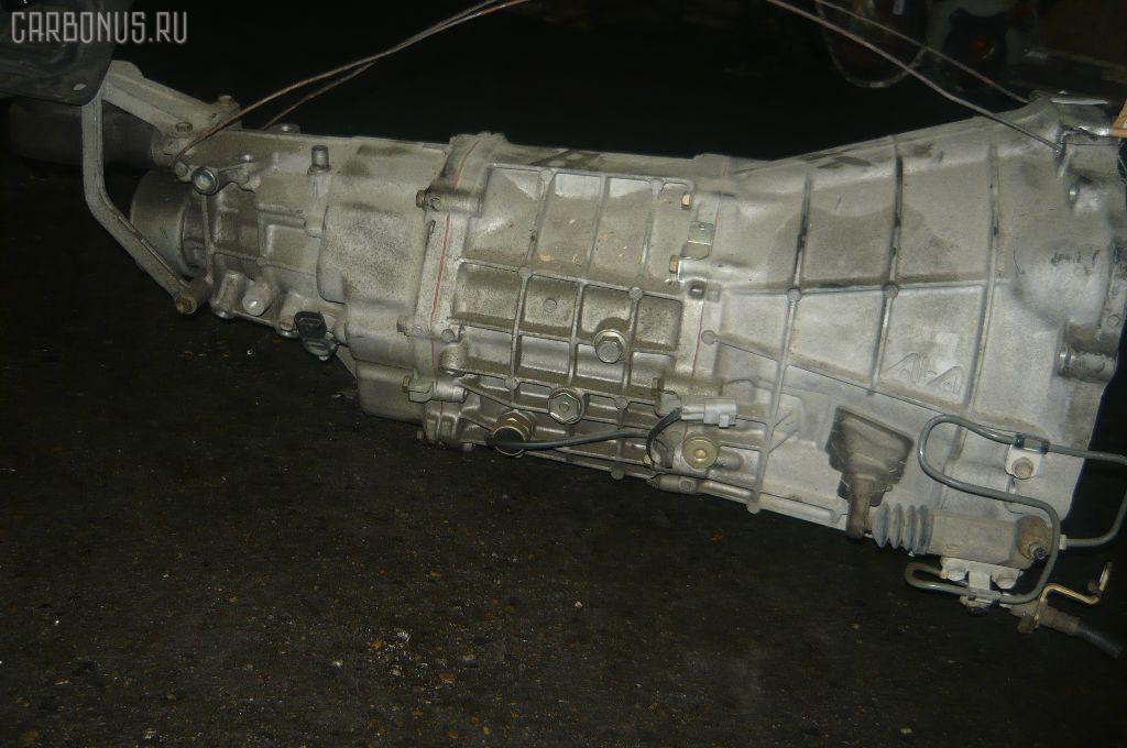 КПП механическая TOYOTA ALTEZZA SXE10 3S-GE. Фото 4