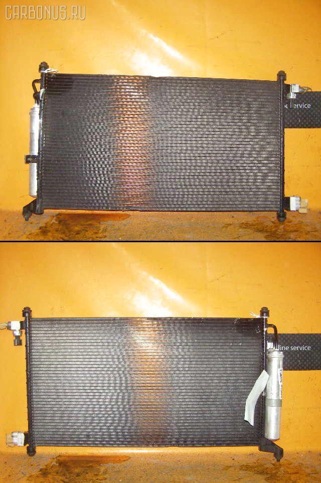Радиатор кондиционера NISSAN MARCH AK12 CR12DE. Фото 9