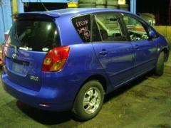 Блок управления климатконтроля Toyota Corolla spacio NZE121N 1NZ-FE Фото 3