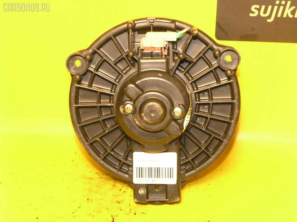 Мотор печки HONDA LIFE JB7. Фото 1