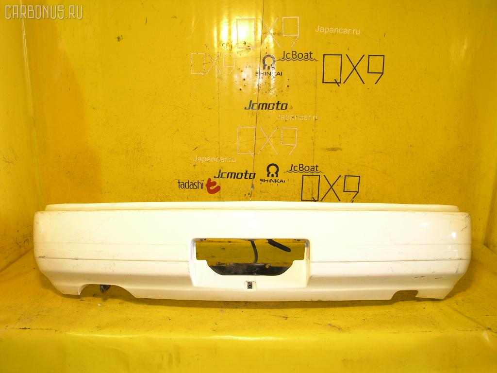 Бампер NISSAN 180SX RPS13 Фото 1