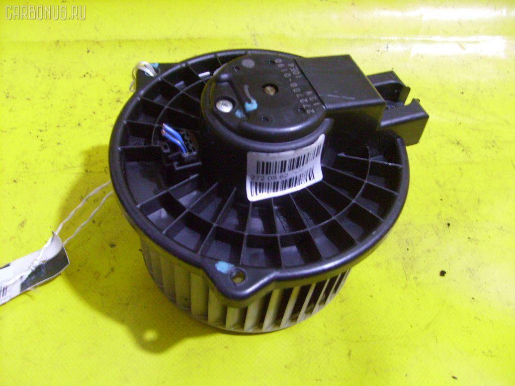 Мотор печки DAIHATSU MOVE L160S. Фото 1