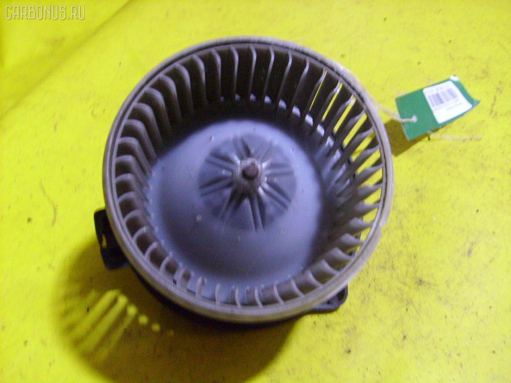 Мотор печки HONDA CAPA GA4. Фото 7