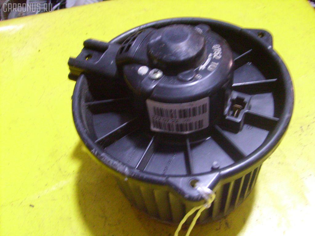 Мотор печки HONDA CAPA GA4. Фото 9