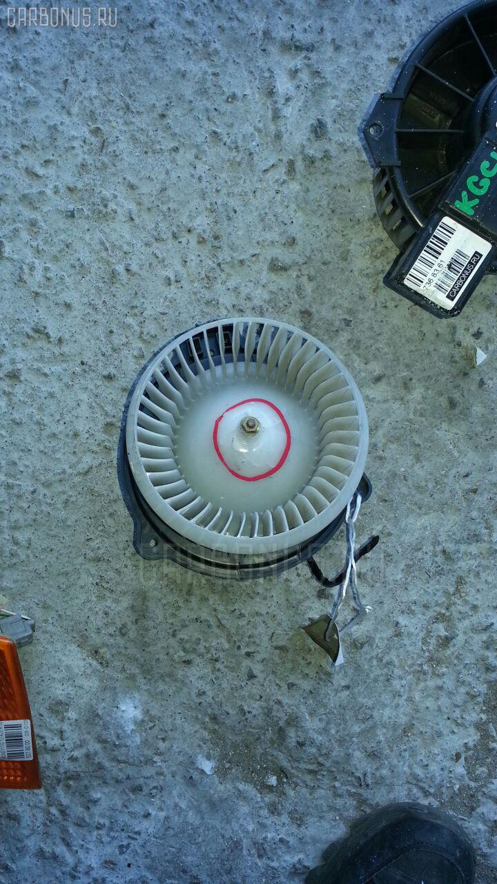 Мотор печки HONDA LIFE JB7. Фото 9