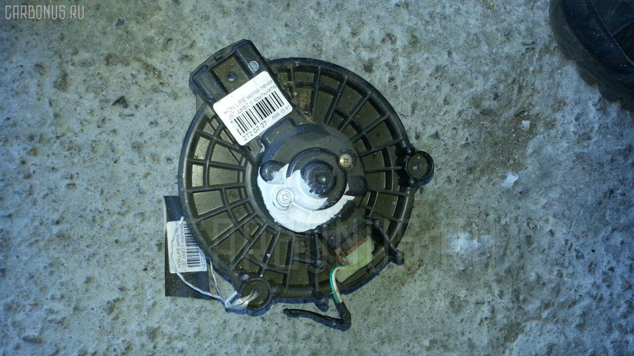 Мотор печки HONDA LIFE JB7. Фото 8