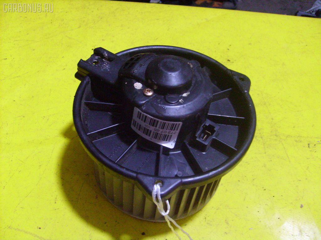 Мотор печки HONDA LOGO GA3. Фото 5