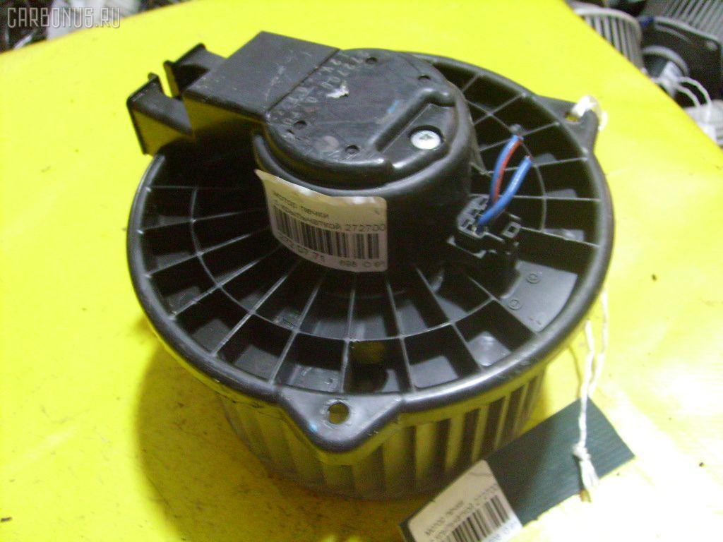 Мотор печки DAIHATSU MOVE L160S. Фото 2