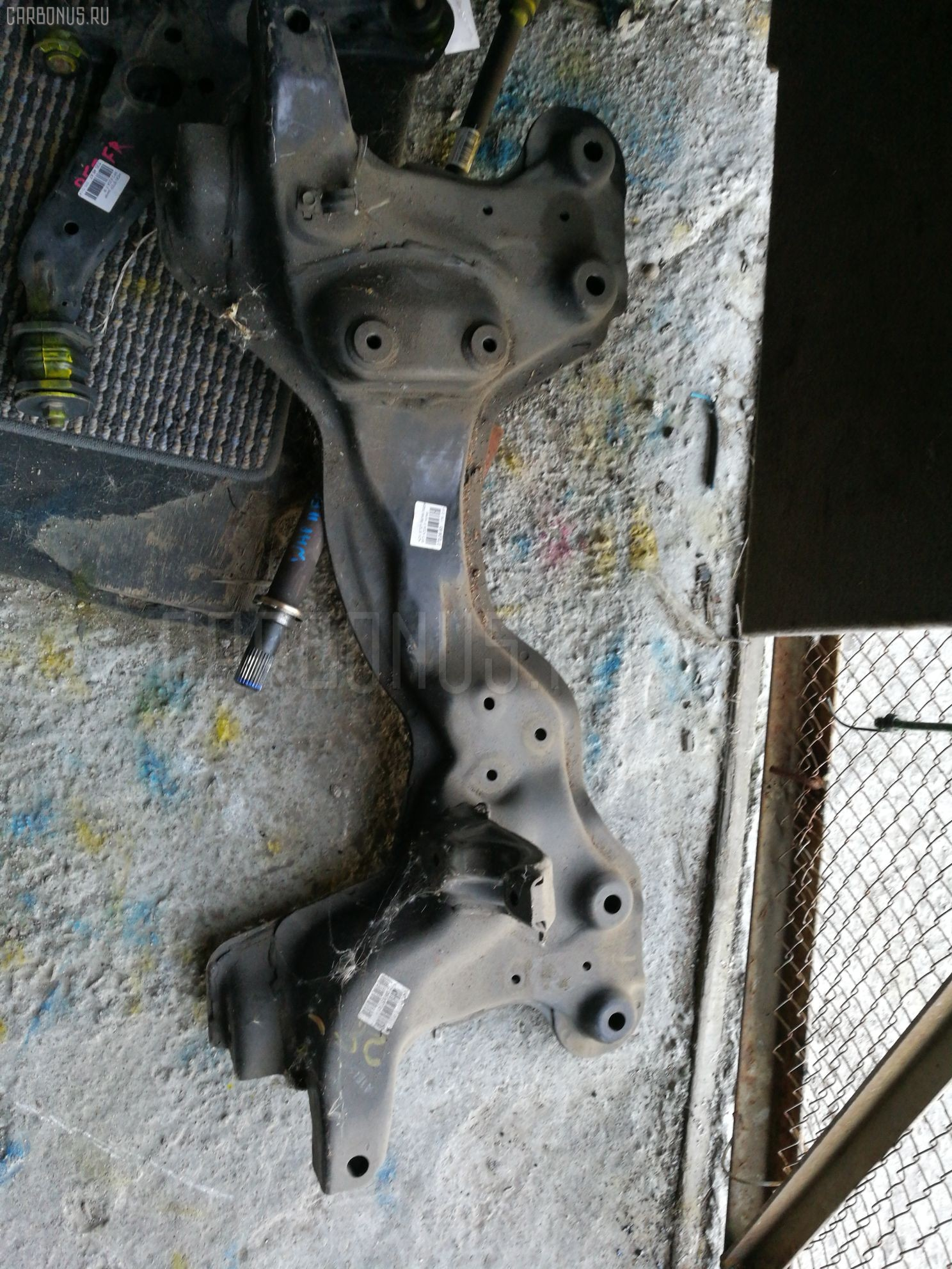 Балка под ДВС Honda Stepwgn RF3 K20A Фото 1