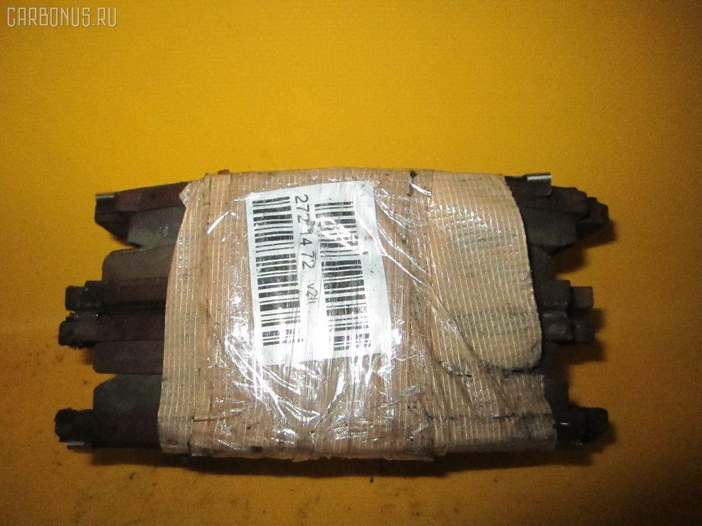 Тормозные колодки TOYOTA WINDOM VCV10 3VZ-FE. Фото 11