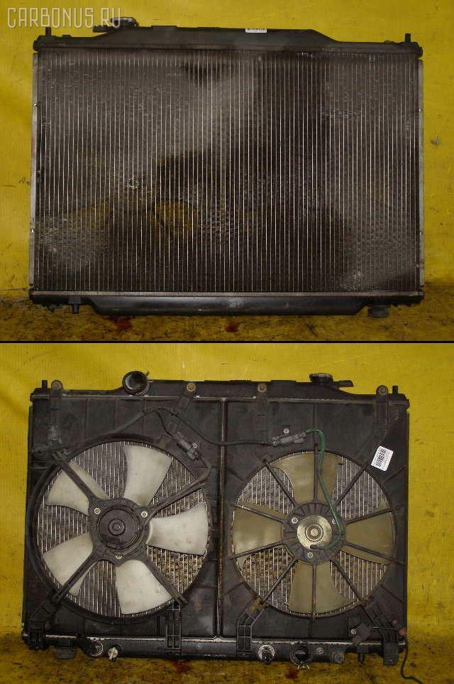 Радиатор ДВС HONDA STEP WGN RF3 K20A. Фото 8