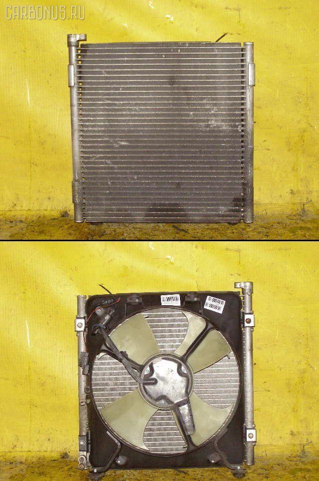 Радиатор кондиционера HONDA CAPA GA4 D15B. Фото 3