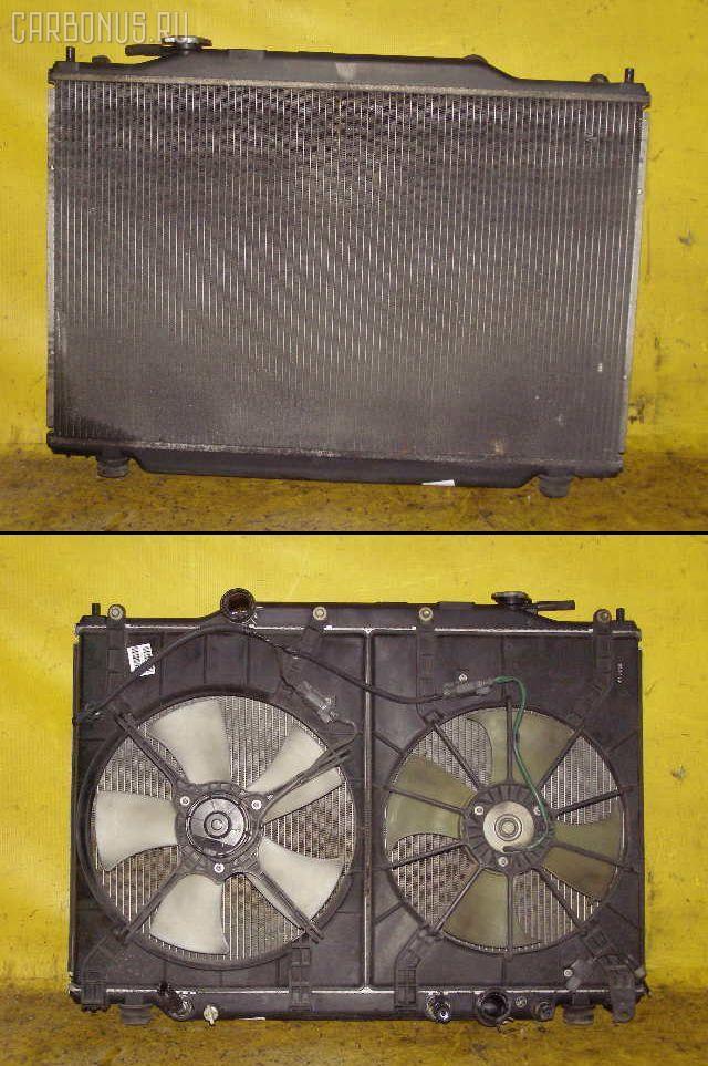 Радиатор ДВС HONDA STEP WGN RF3 K20A. Фото 9