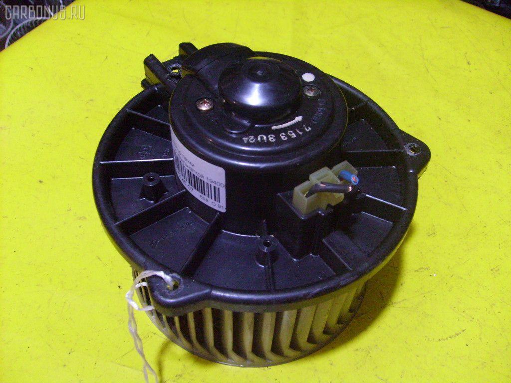 Мотор печки TOYOTA WINDOM MCV30. Фото 3