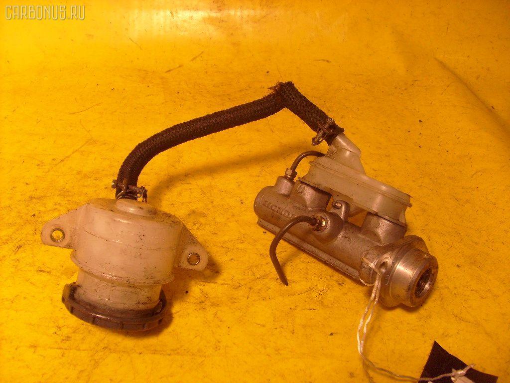 Главный тормозной цилиндр HONDA CAPA GA4 D15B. Фото 3