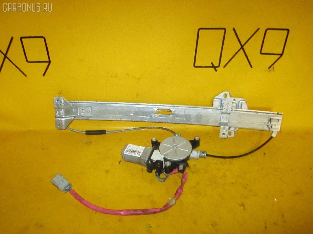 Стеклоподъемный механизм HONDA FIT GD1. Фото 6