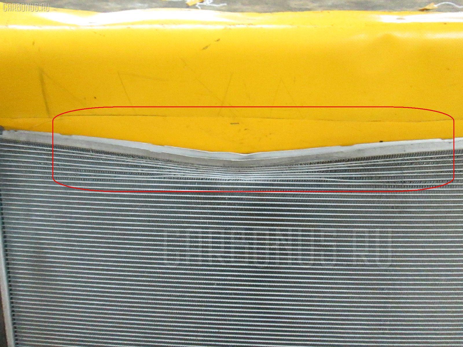 Радиатор ДВС MAZDA PREMACY CREW LF-DE Фото 1