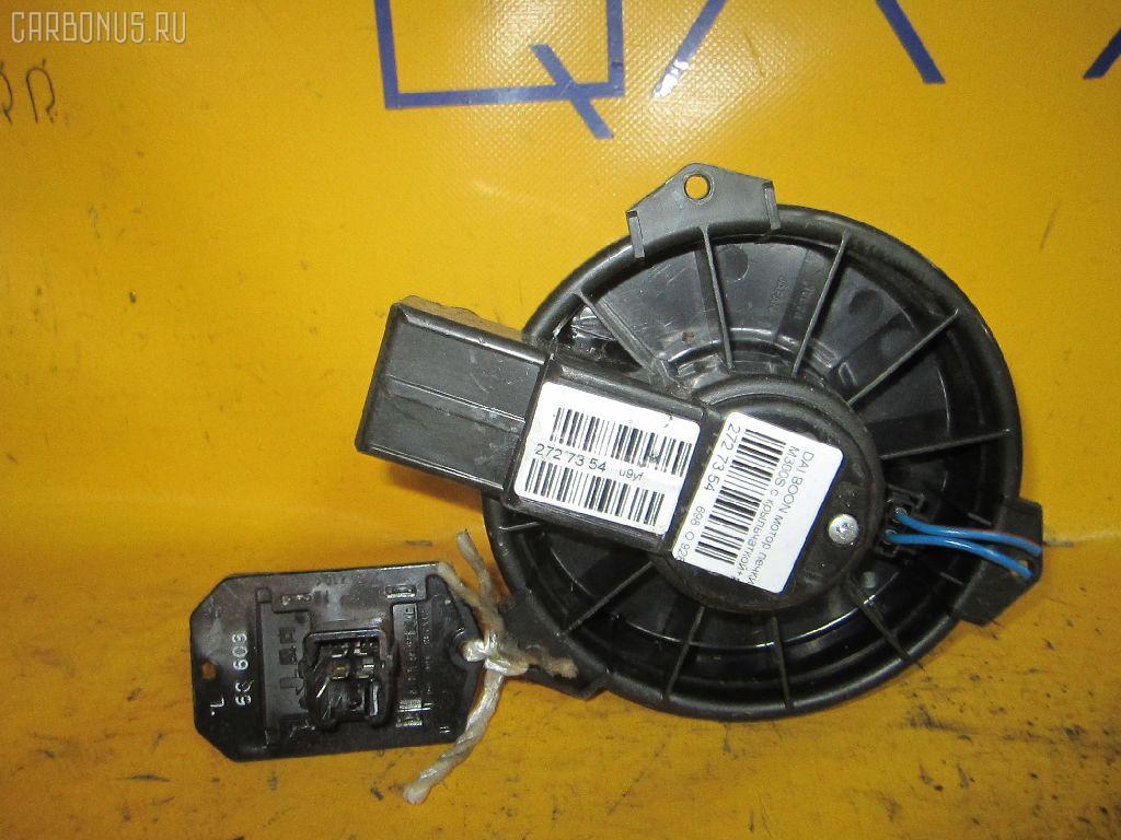 Мотор печки DAIHATSU BOON M300S Фото 1