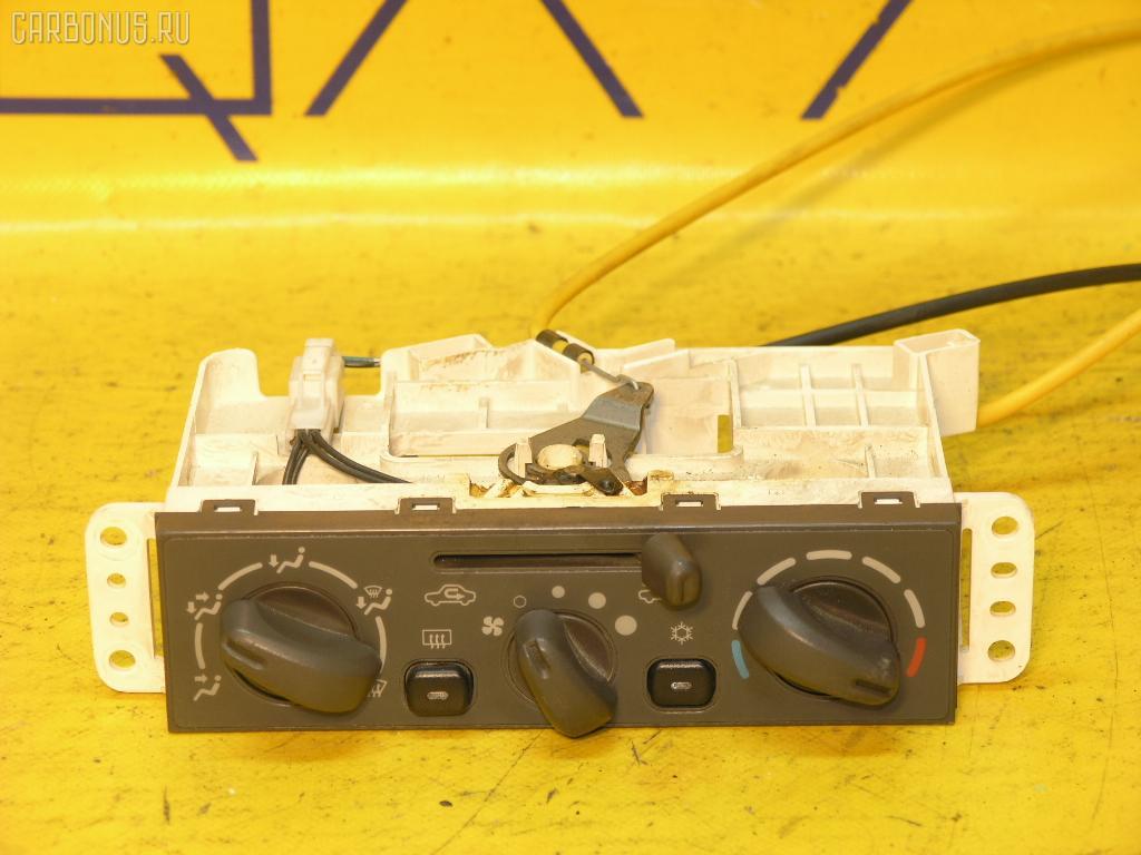 Блок управления климатконтроля MITSUBISHI EK WAGON H81W 3G83. Фото 1