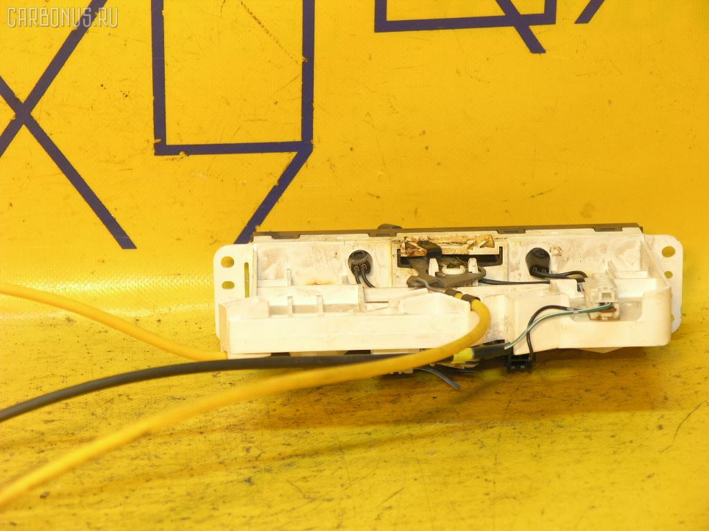Блок управления климатконтроля MITSUBISHI EK WAGON H81W 3G83. Фото 2