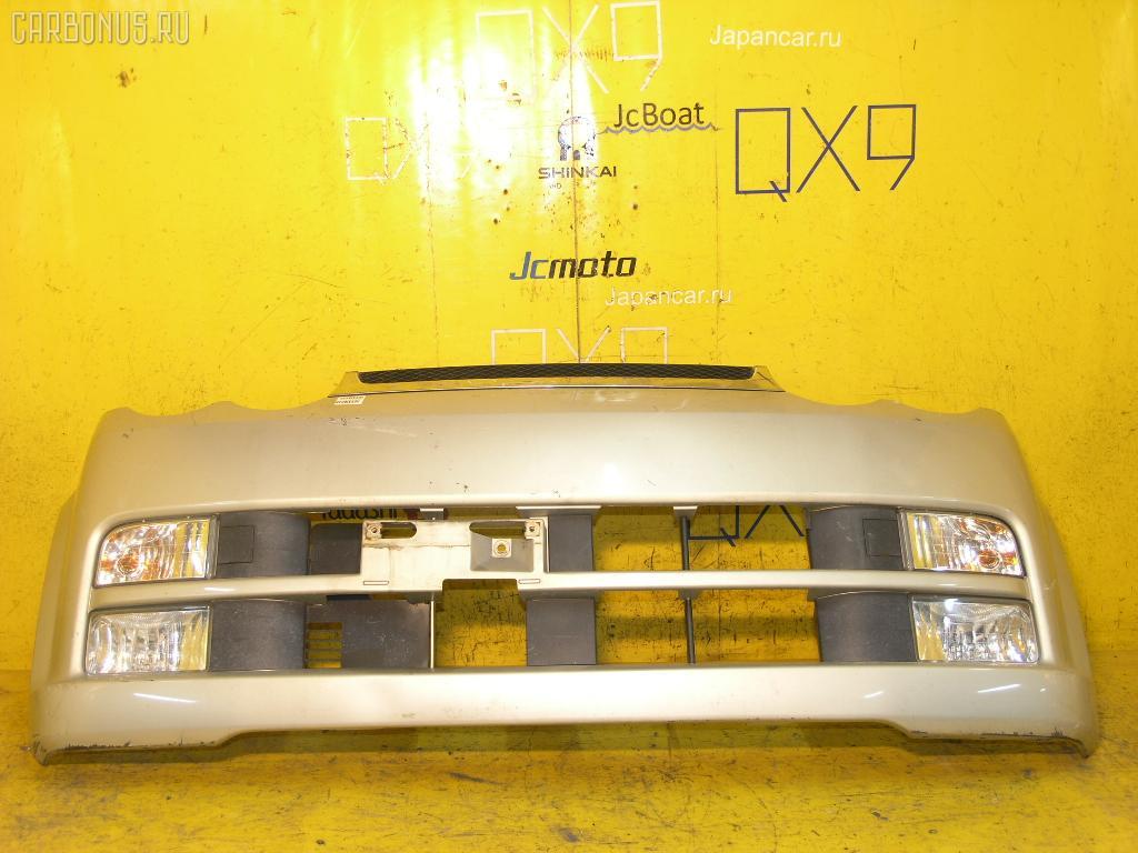 Бампер DAIHATSU MOVE L150S Фото 1