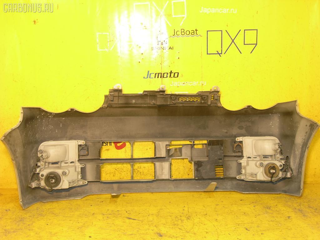 Бампер DAIHATSU MOVE L150S Фото 2