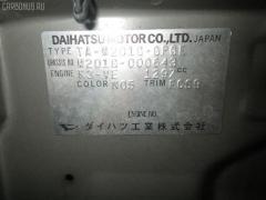 Дверь боковая DAIHATSU YRV M201G Фото 3