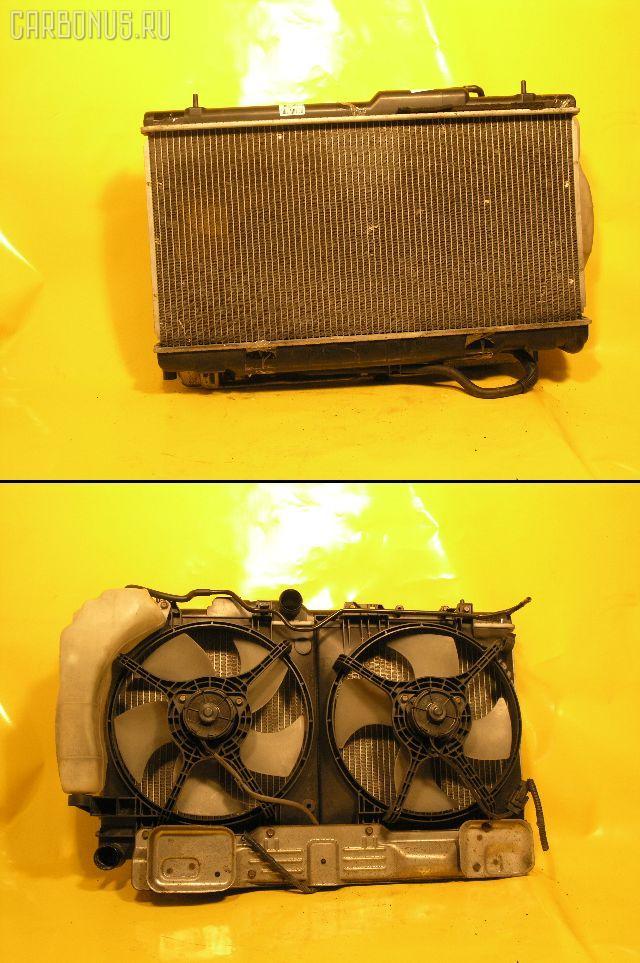 Радиатор ДВС SUBARU LEGACY WAGON BH5 EJ206-TT. Фото 3