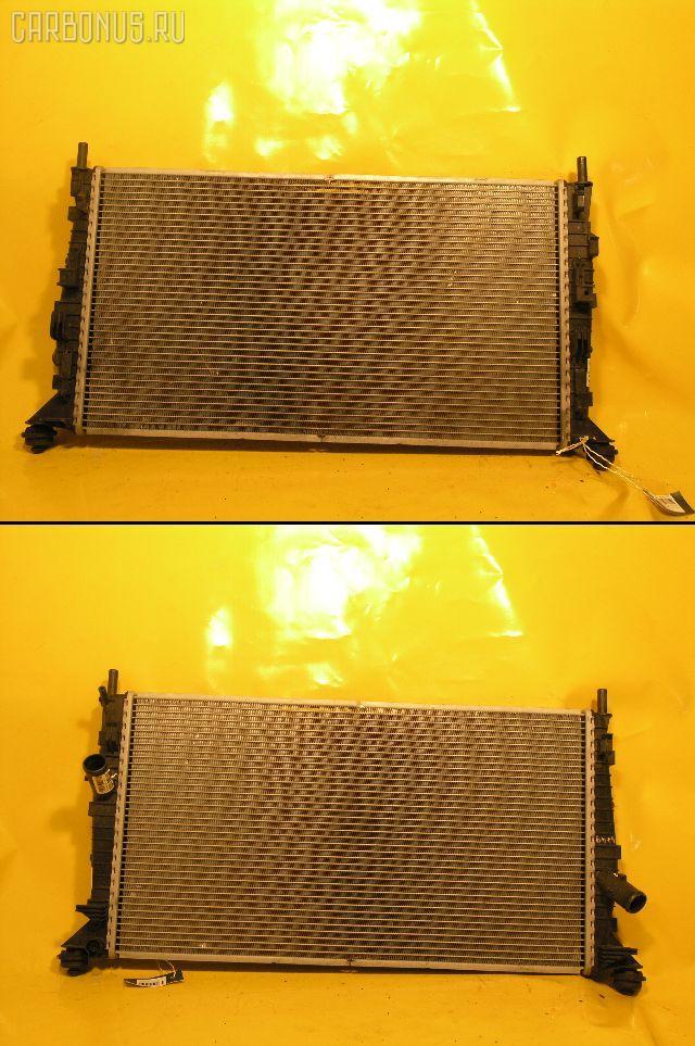 Радиатор ДВС FORD FOCUS II WF0AOD AODA. Фото 6