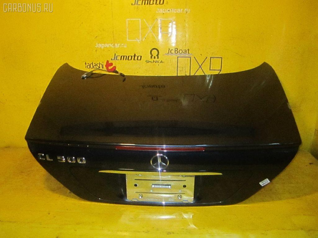 Крышка багажника MERCEDES-BENZ CL-CLASS C215.375 Фото 1