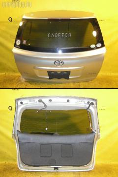 Дверь задняя Toyota Avensis wagon AZT250W Фото 1
