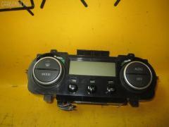 Блок управления климатконтроля SUZUKI SWIFT ZC21S M15A Фото 2