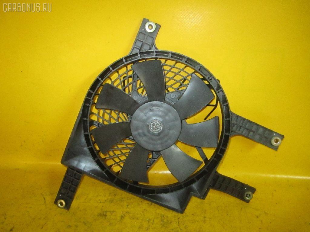 Вентилятор радиатора кондиционера MITSUBISHI PAJERO MINI H56A 4A30T Фото 2