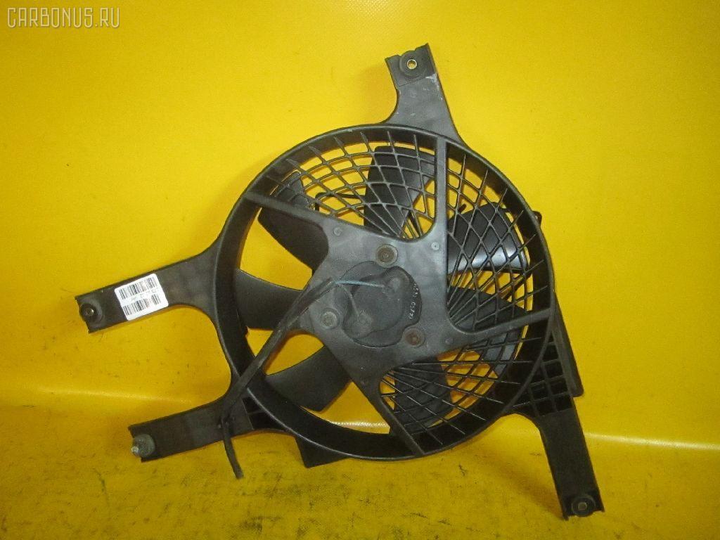 Вентилятор радиатора кондиционера MITSUBISHI PAJERO MINI H56A 4A30T Фото 3