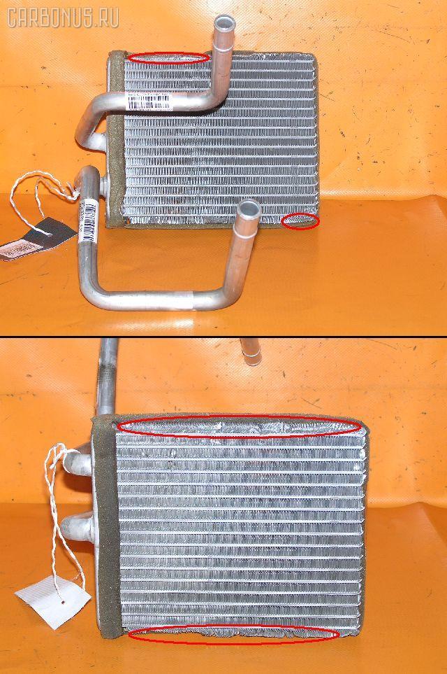 Радиатор печки SUBARU FORESTER SF5 EJ20-T. Фото 7